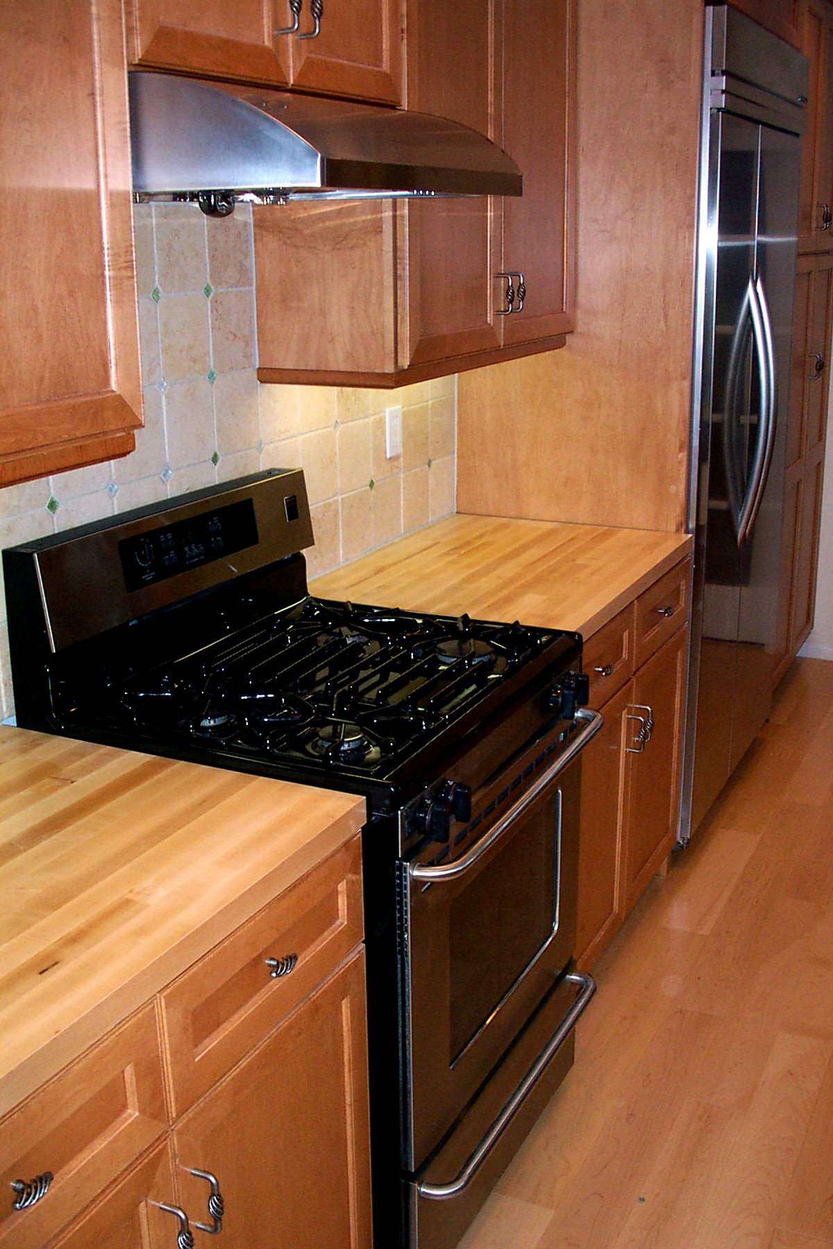 Brian McCarthy and Associates My father was a kitchen man My